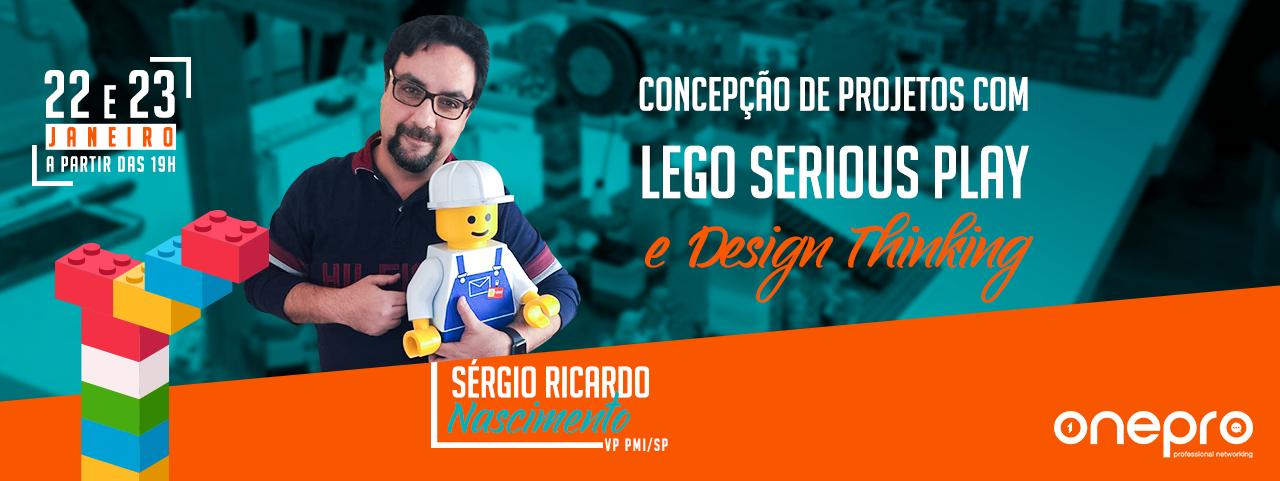 Concepção de projetos com Lego® Serious Play® e Design Thinking