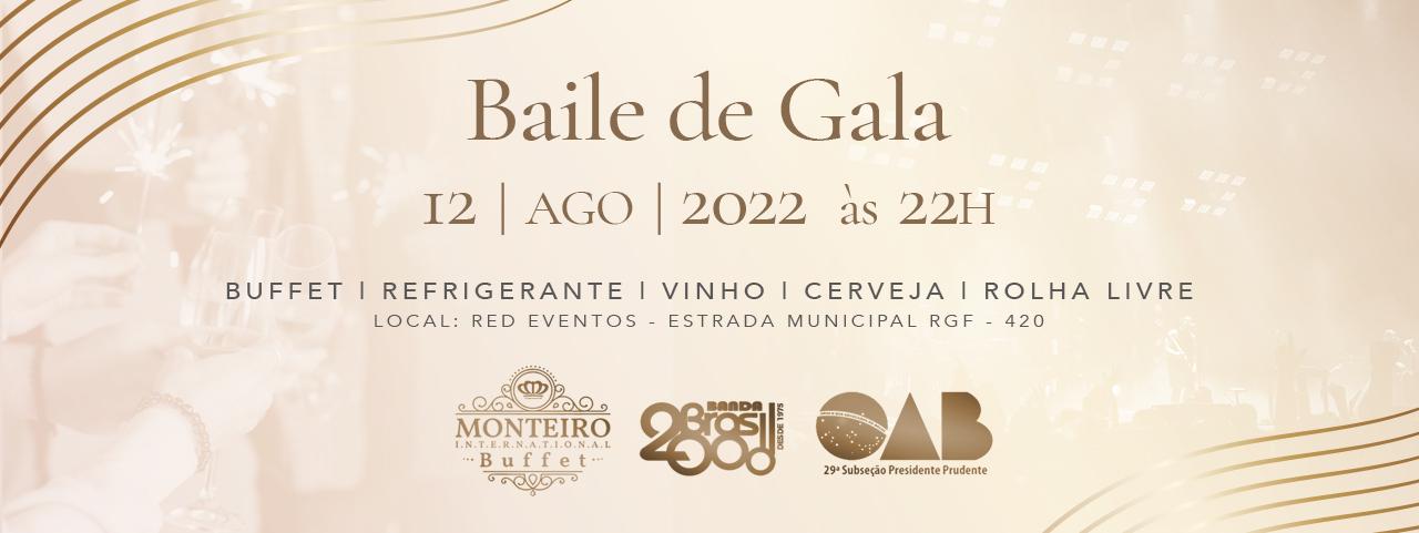 BAILE DA ADVOCACIA