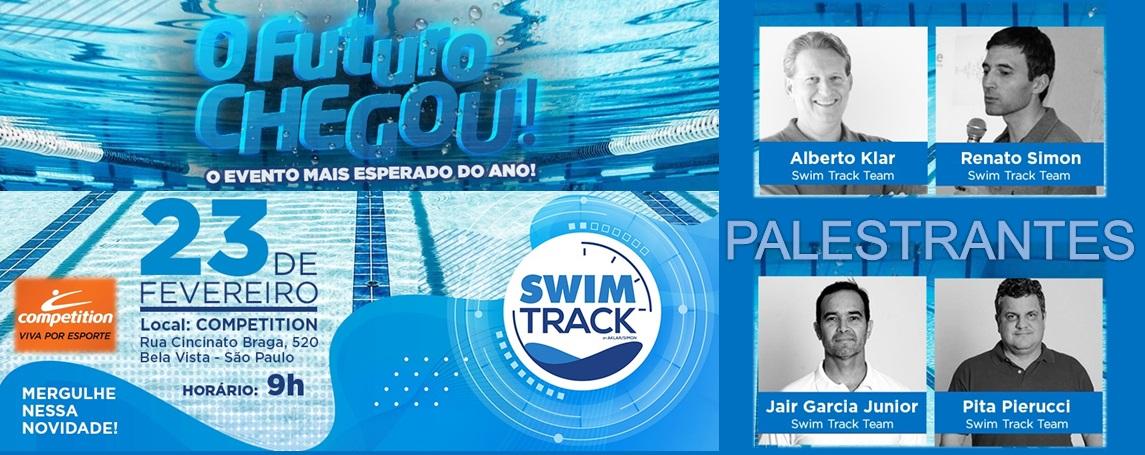 Lançamento Swim Track