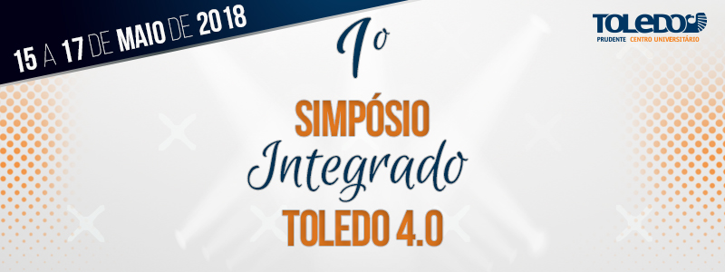 I Simpósio Integrado Toledo 4.0