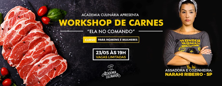 WORKSHOP DE CARNES