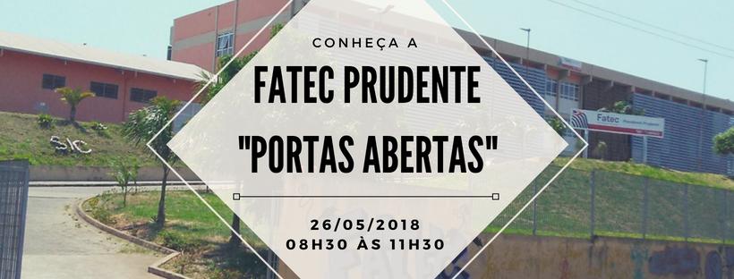 FATEC DE PORTAS ABERTAS