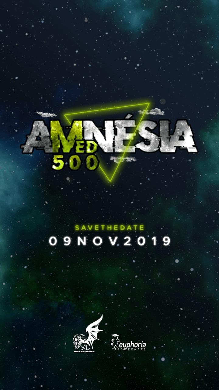 Amnésia MED500