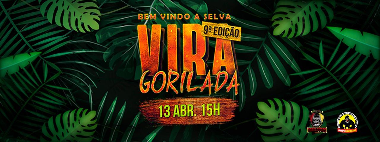 ViraGorilada   9ª Ed • Bem Vindo à Selva