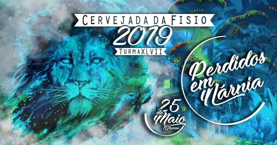 Cervejada da Fisio 2019 - Open bar