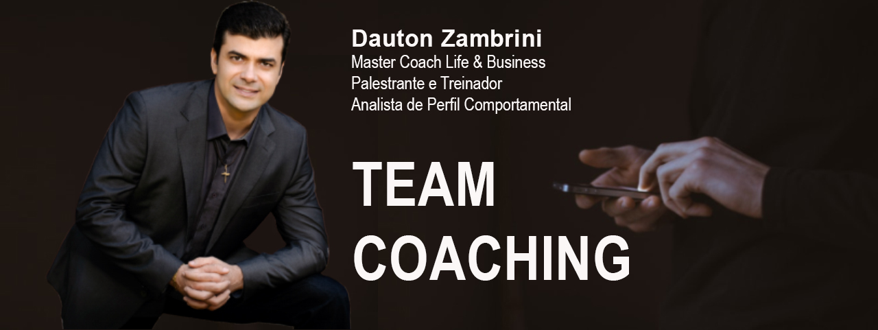 Team Coaching (Coaching em Grupo)
