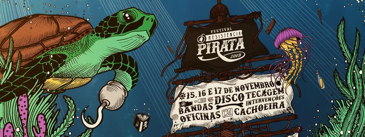 Festival Resistência Pirata