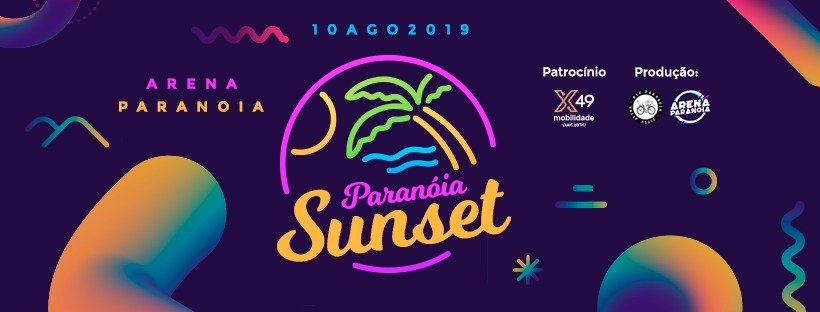Paranóia Sunset | Open Cooler