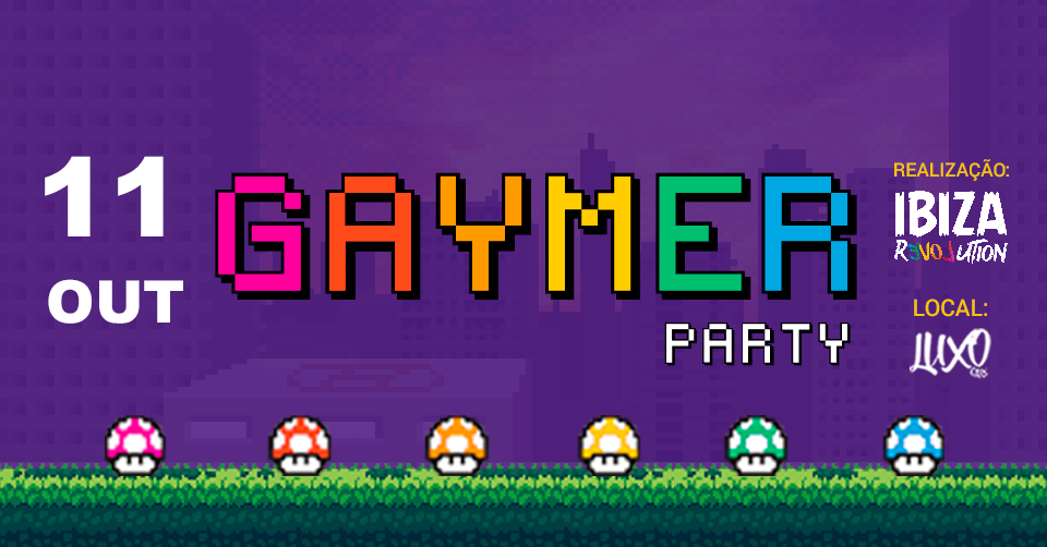 GAYMER PARTY
