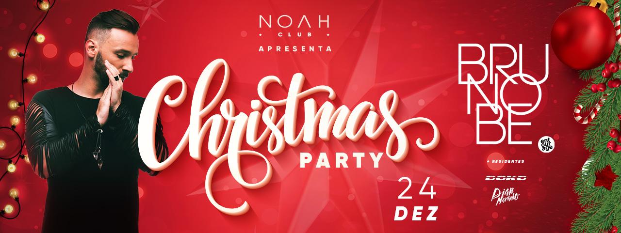 Merry Christmas - DJ Bruno BE - Especial Natal - NOAH club