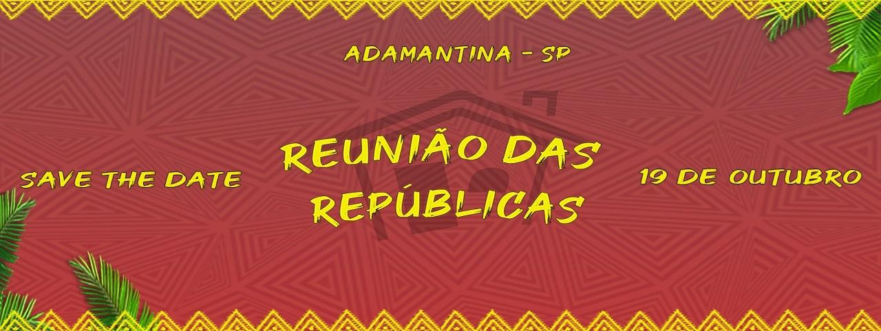 Reunião das Repúblicas