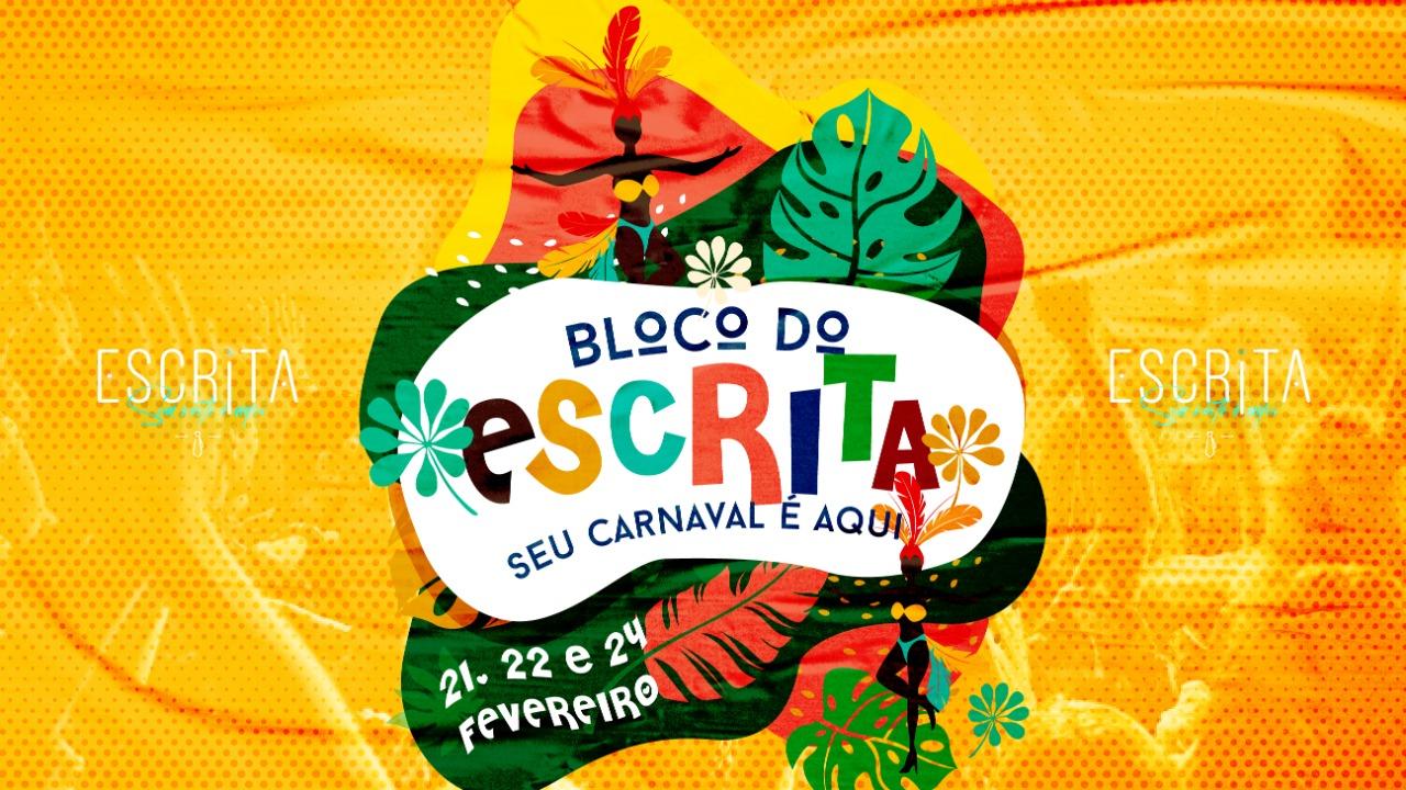 Bloco do Escrita • Carnaval 2020