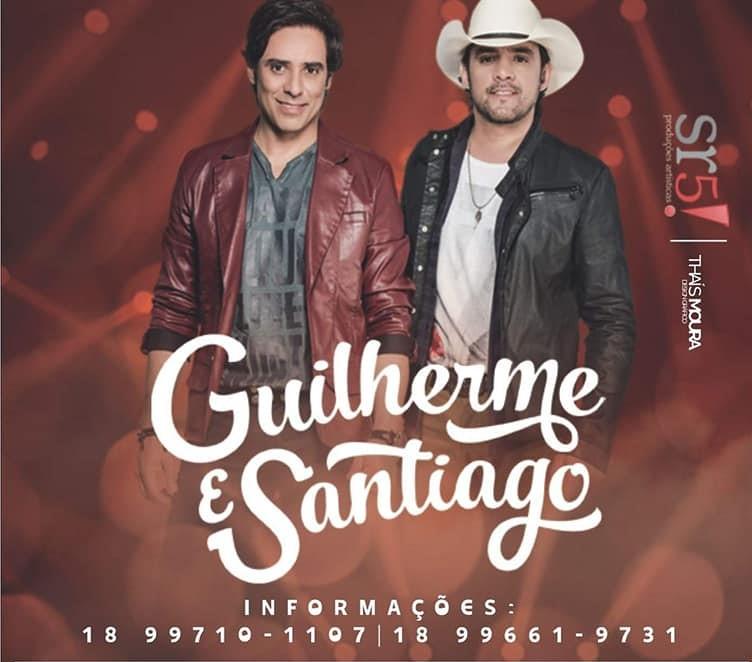 Show Vip - Guilherme e Santiago